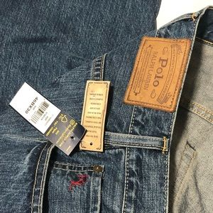POLO RALPH LAUREN Hampton Straight Jeans 46Bx30